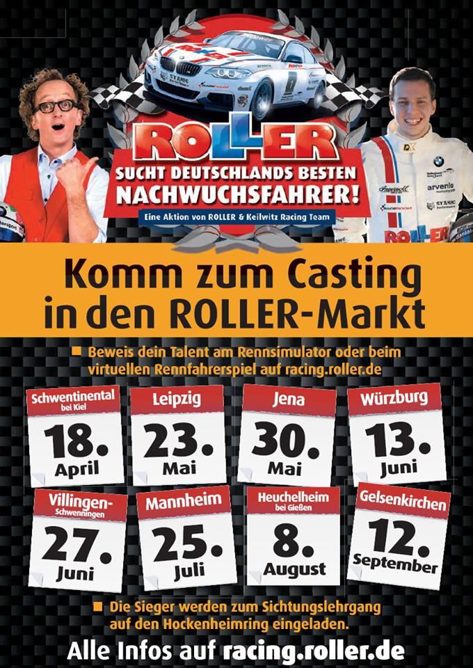 Roller Racing Team Agenda